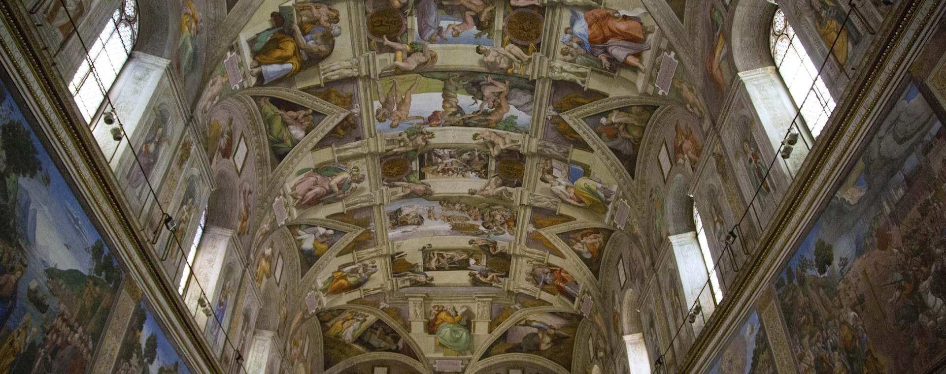 Visite Privée du Musée du Vatican, Chapelle Sixtine & de la Basilique Saint-Pierre