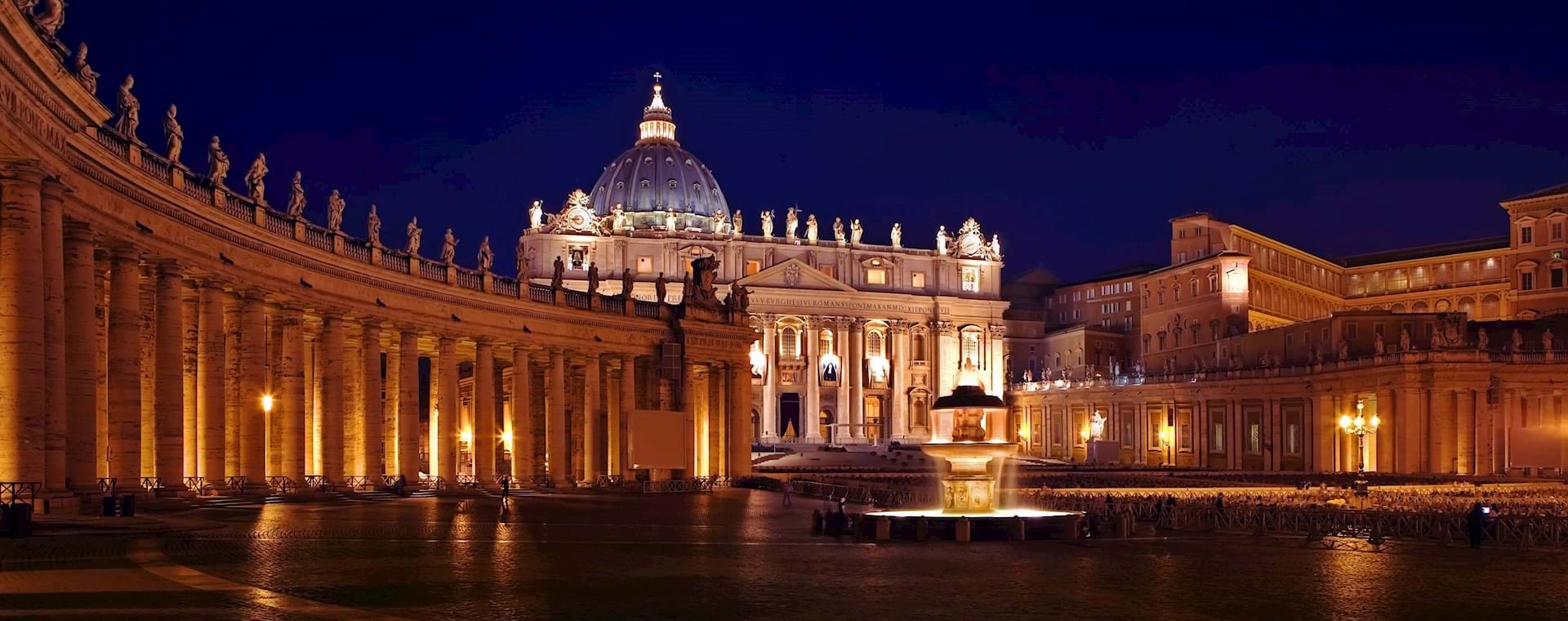After-Hours Access: Vatican Museums & Sistine Chapel Night Tour