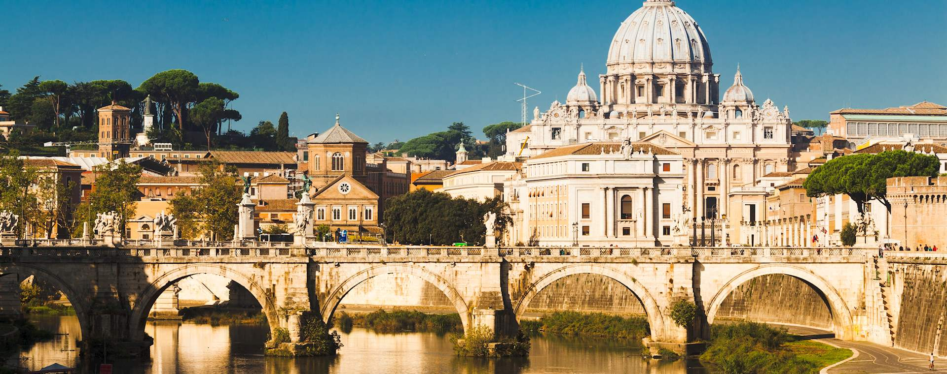 Full-Day Vatican Tour with Major Basilicas & Sistine Chapel