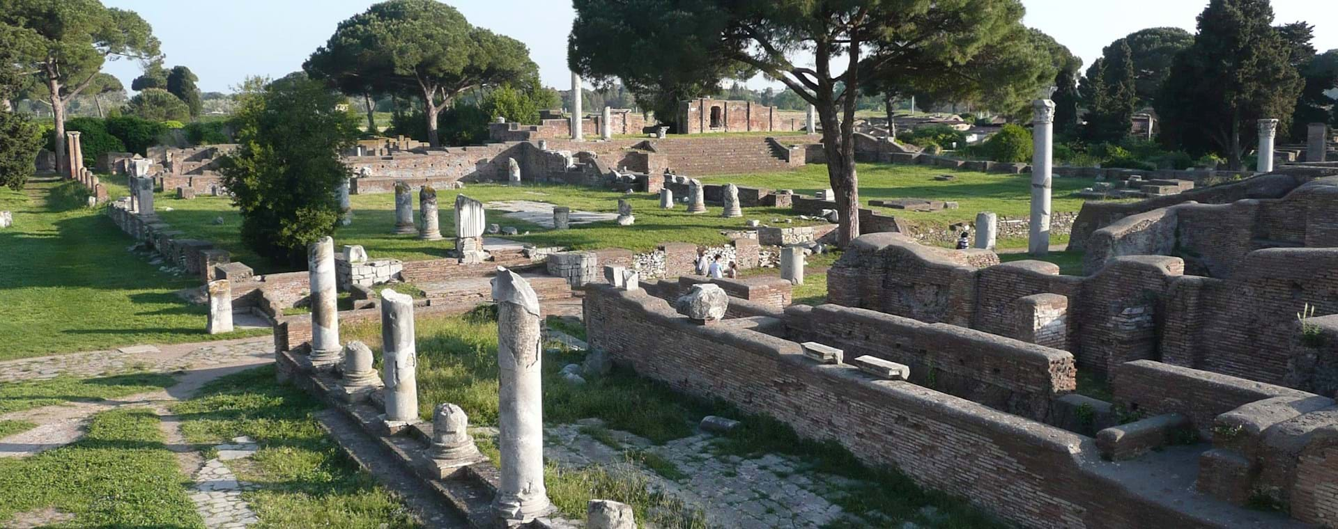 Half-Day Ostia Antica Tour: Rome's Secret, Well-Preserved Roman Ruins