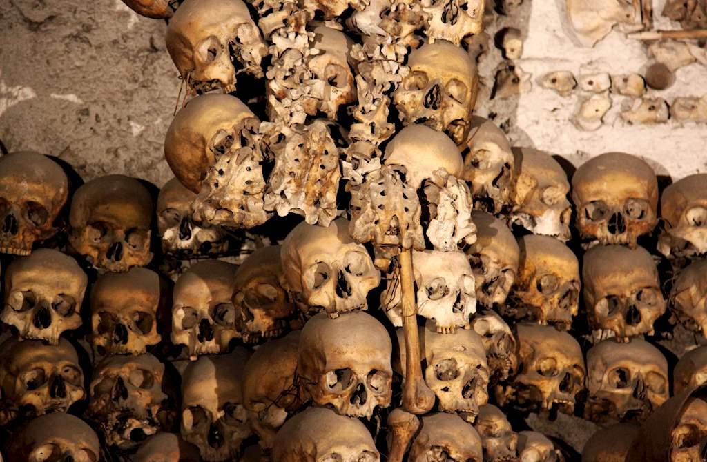 Catacomb Tours London