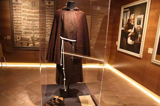 Capuchin robes