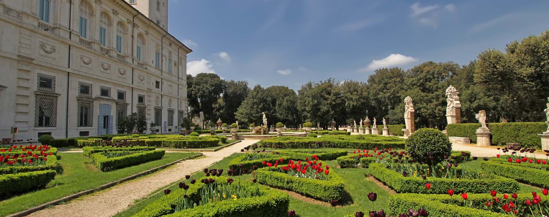 Private Borghese Gallery & Gardens Tour