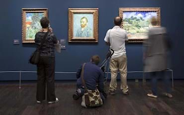 van gogh at musée d'orsay