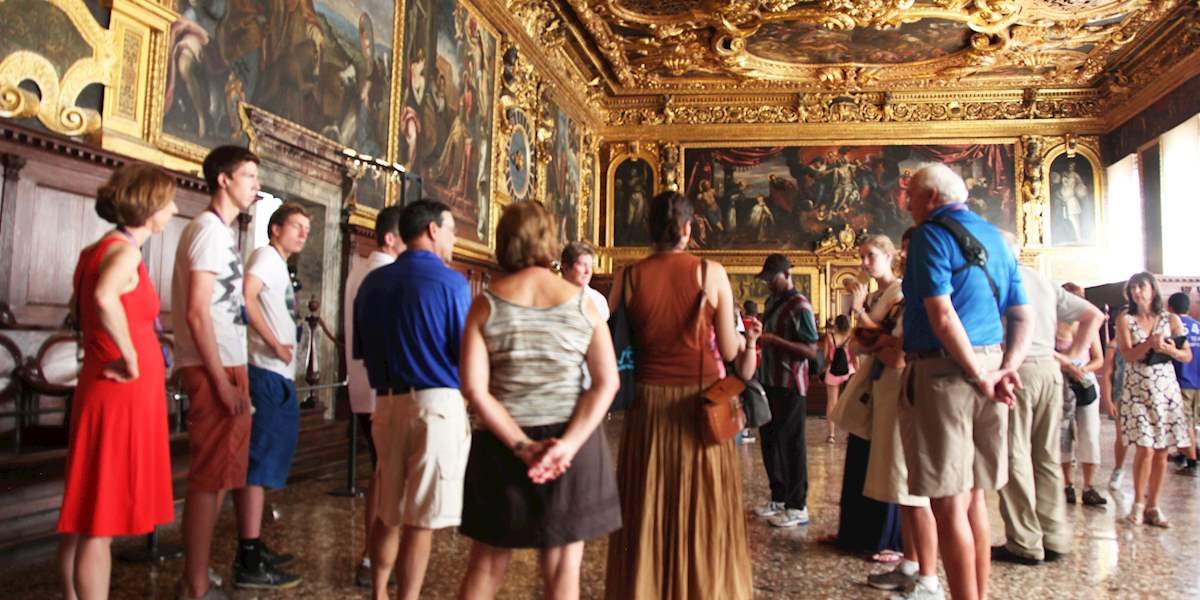 Doge S Palace Secret Itinerary Tour Tickets City Wonders
