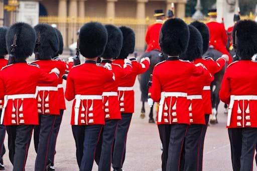 Royal Guards Parade