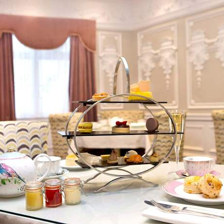 Afternoon tea and Pastries