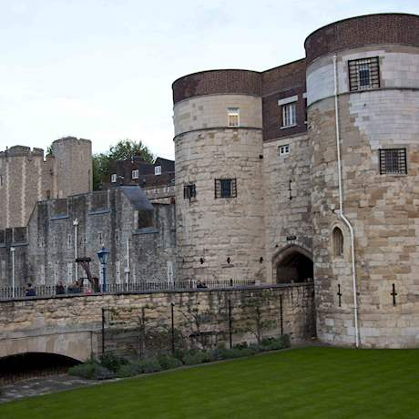 Tower of London Entrance View