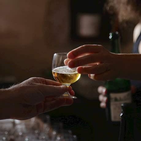 Authentic Apple Cider Tasting