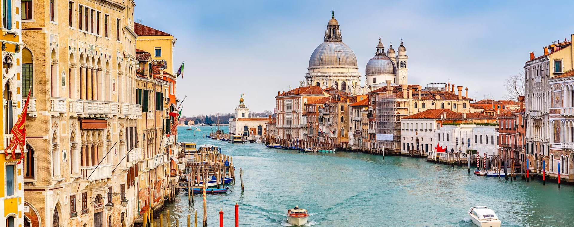 Semi-Private Tour: Best of Venice with St. Mark's Basilica Terraces & Water Taxi Ride