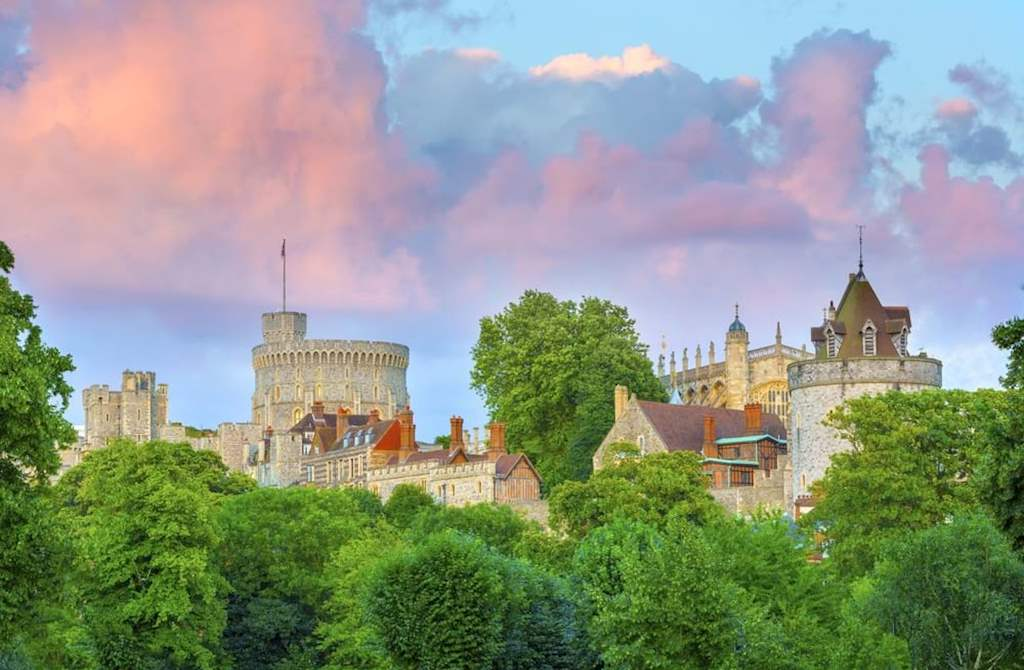 how to get from waterloo station to windsor castle