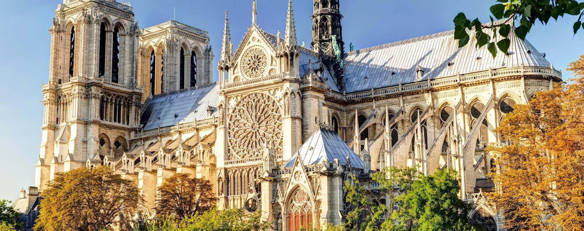 Best of Paris: Louvre Museum & Notre Dame Island with Sainte Chapelle Combo Saver Tour