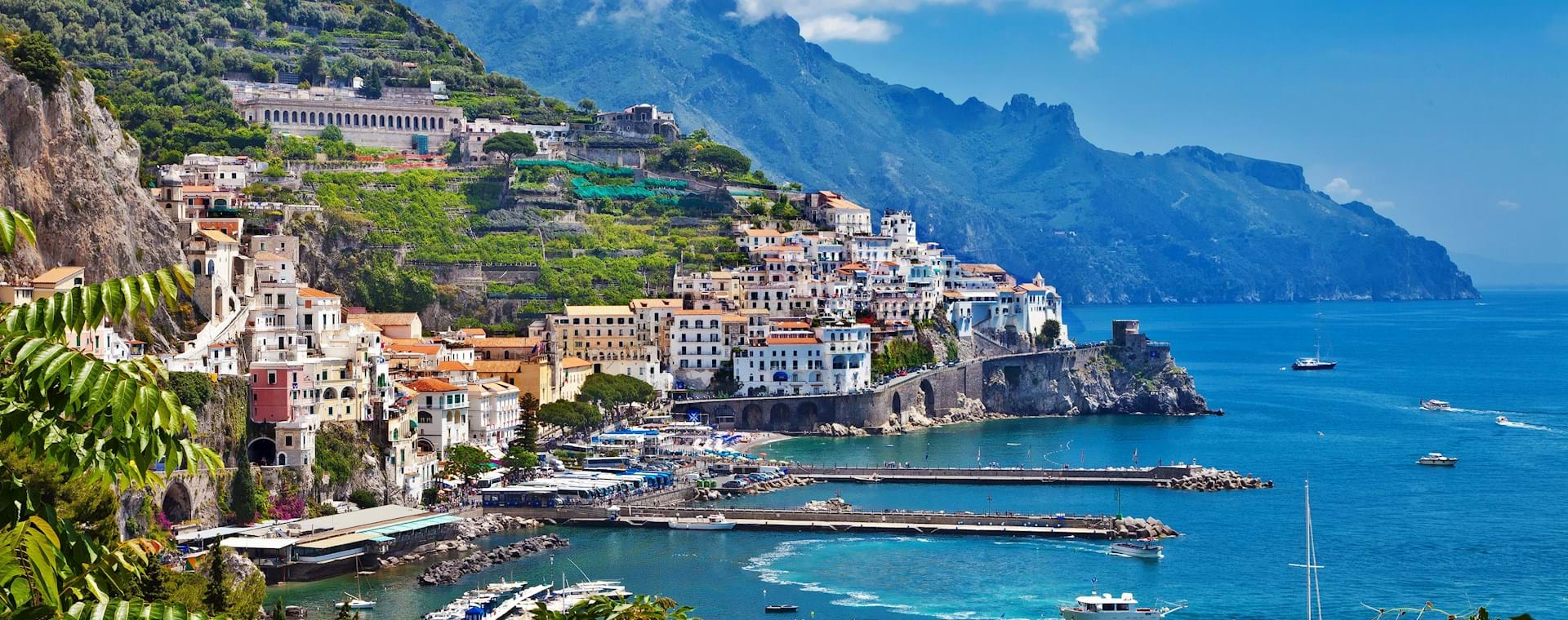 Day Trip: VIP Amalfi Coast Tour from Rome by High-Speed Train