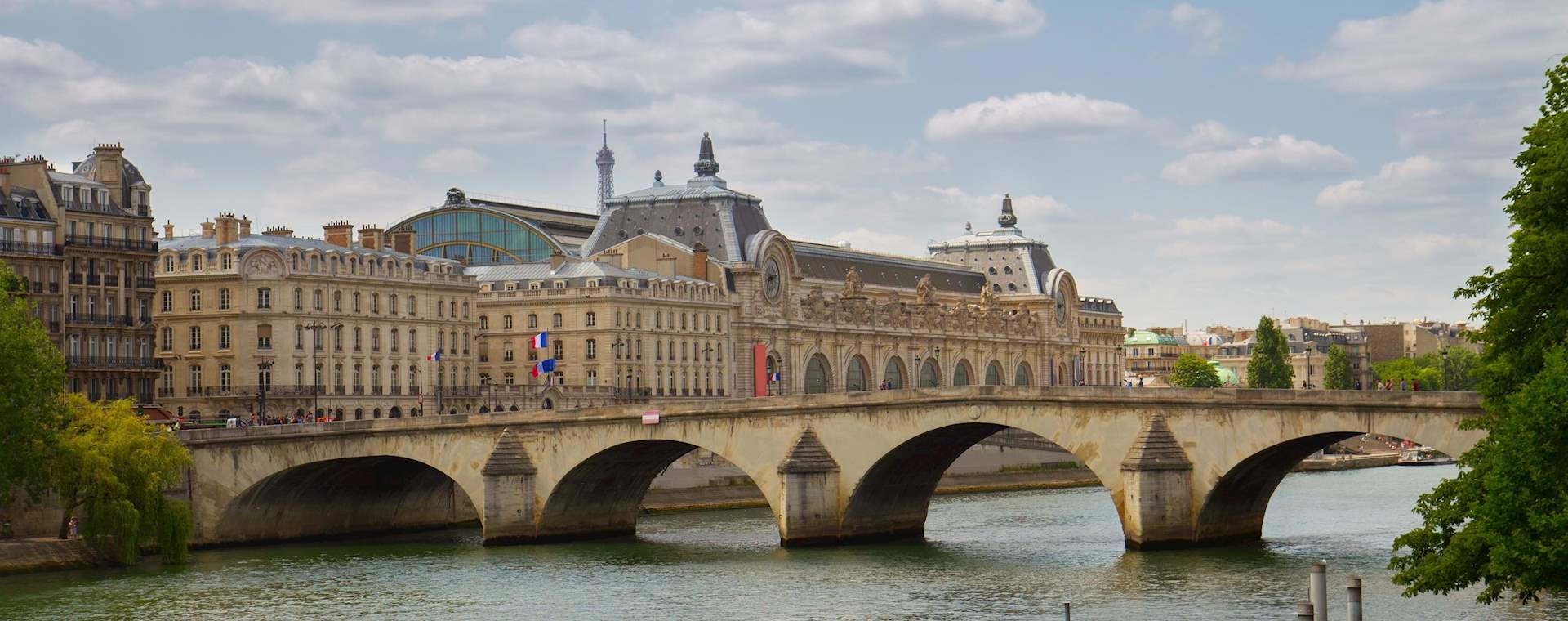 Private Giants of Impressionism at the Musée d'Orsay Tour