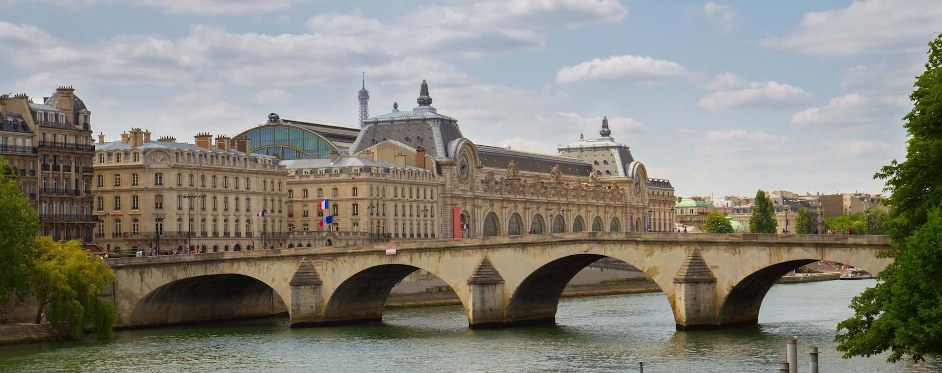 Giants of Impressionism at the Musée d'Orsay Tour