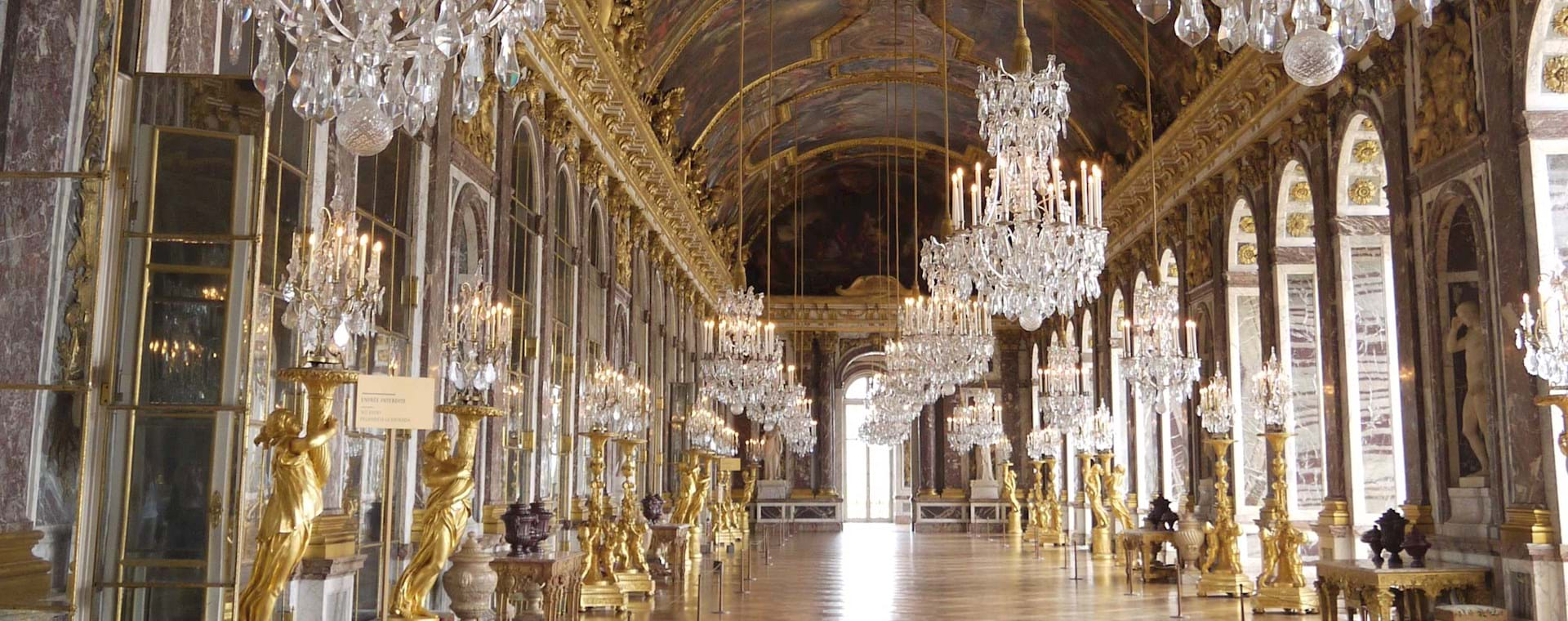 Versailles Palace & Gardens Tour for Families