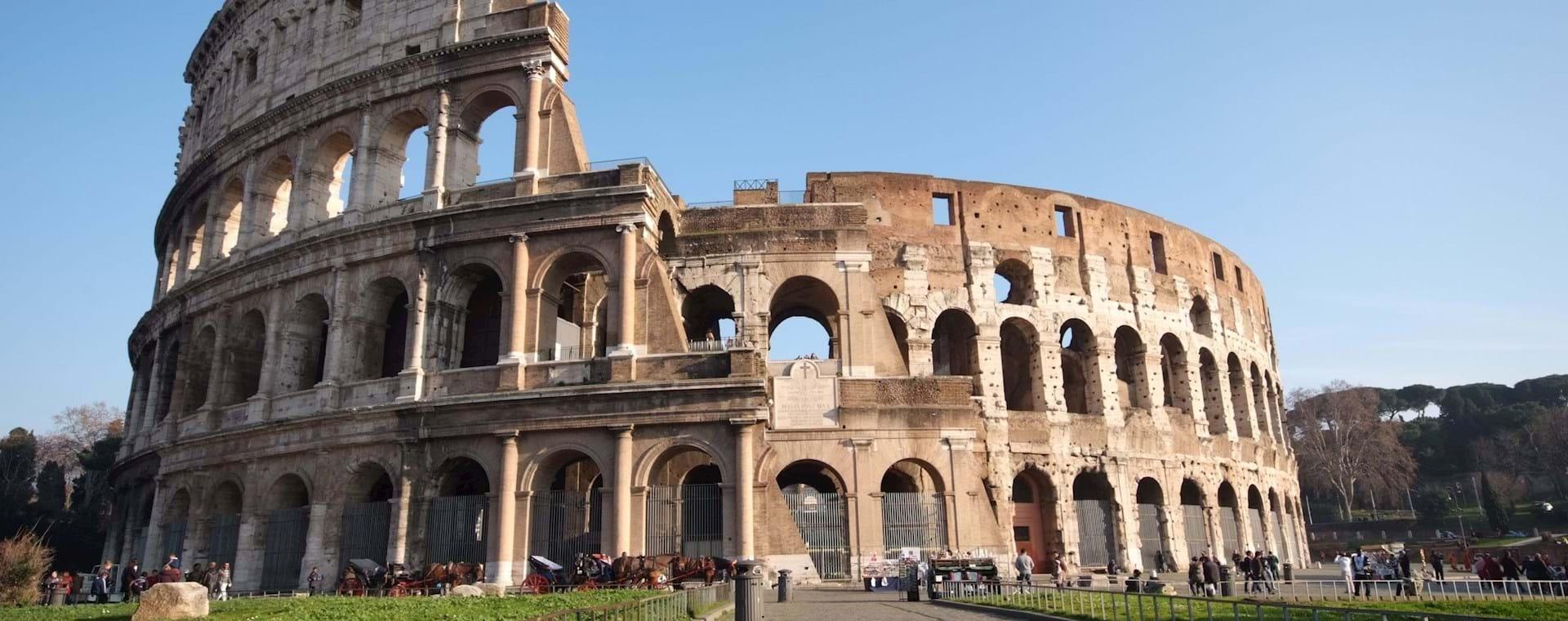 Private Full-Day Shore Excursion: Rome in One Day from Civitavecchia