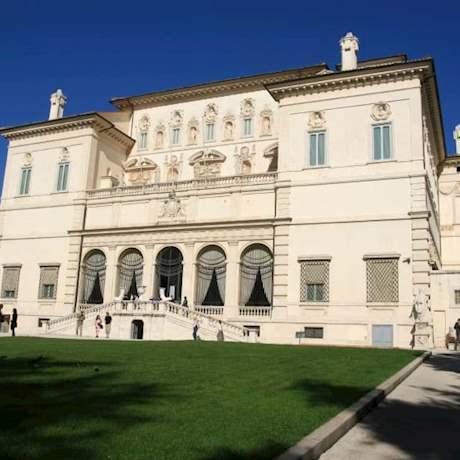Villa Borghese Facade