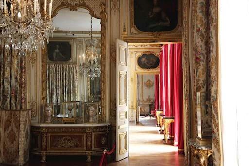 Corridor Palace Versailles
