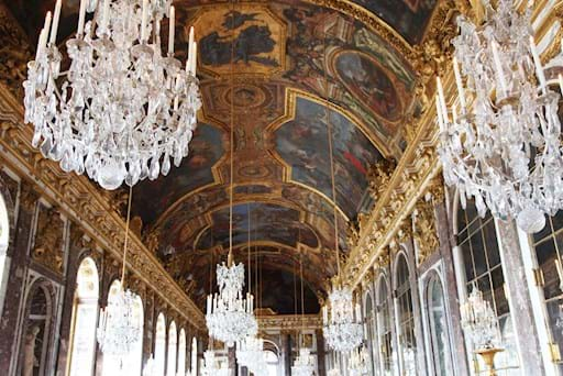 Mirror Hall Versailles