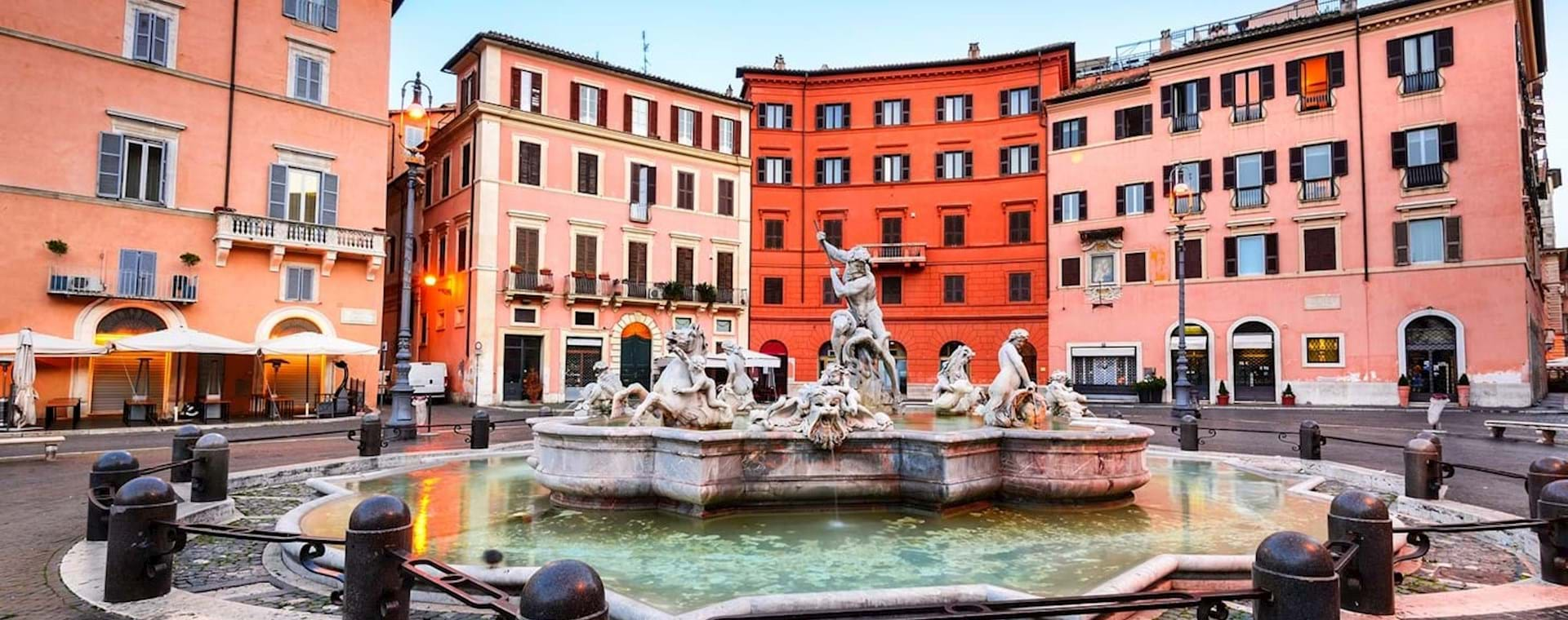 Best of Rome Walking Tour with Spanish Steps, Trevi Fountain & Pantheon
