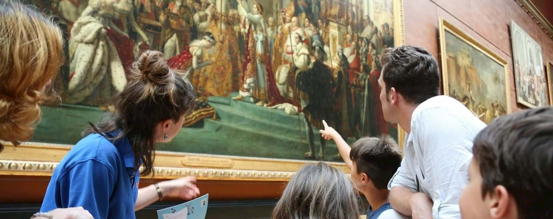 Louvre Highlights for Families