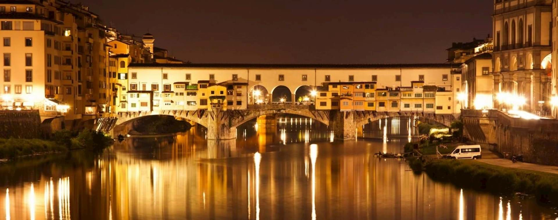Legends & Ghosts of Florence: Night Walking Tour