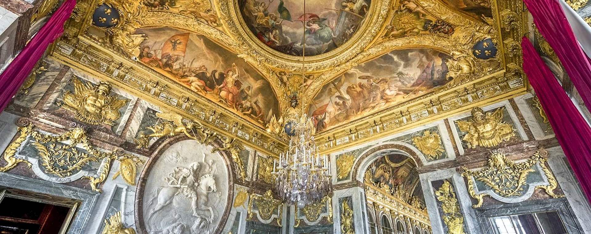 Half Day Versailles Palace & Gardens Tour with Kings Private Apartments from Paris