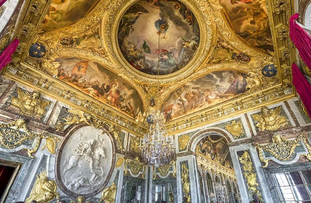 Rooms: Palace Of Versailles Kings Private Apartments Tour