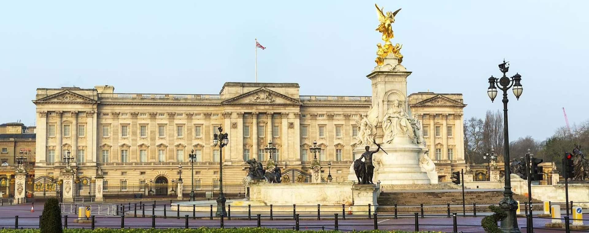 Buckingham Palace State Rooms Tour with Changing of the Guard