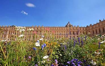 Gardens Versailles