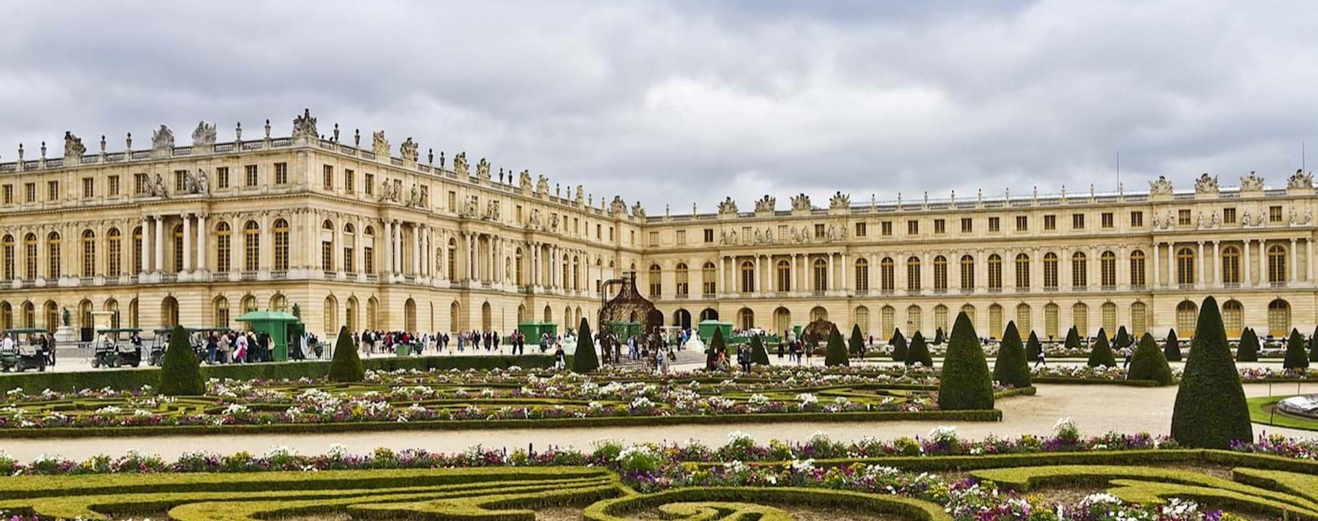 Palace of Versailles Secret Rooms Tour - City Wonders