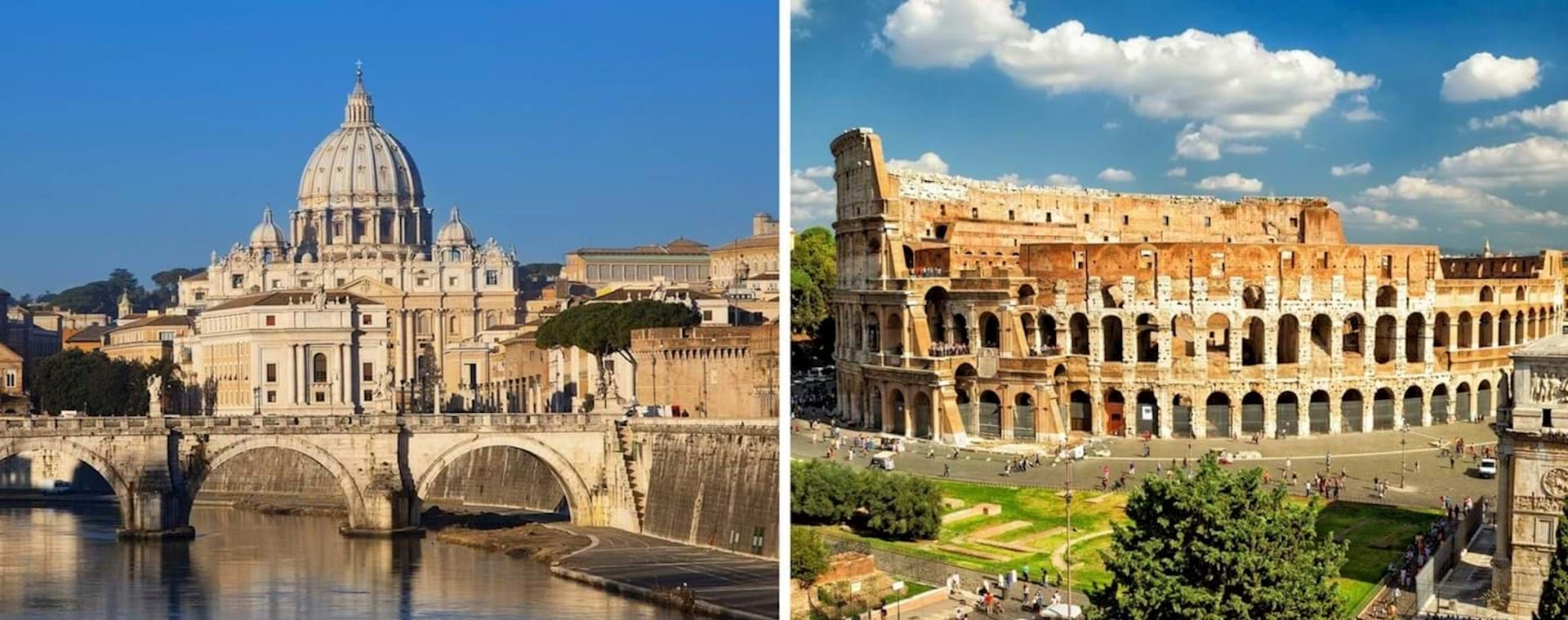 Full-Day Combo: Complete Vatican Museums & Colosseum Tour