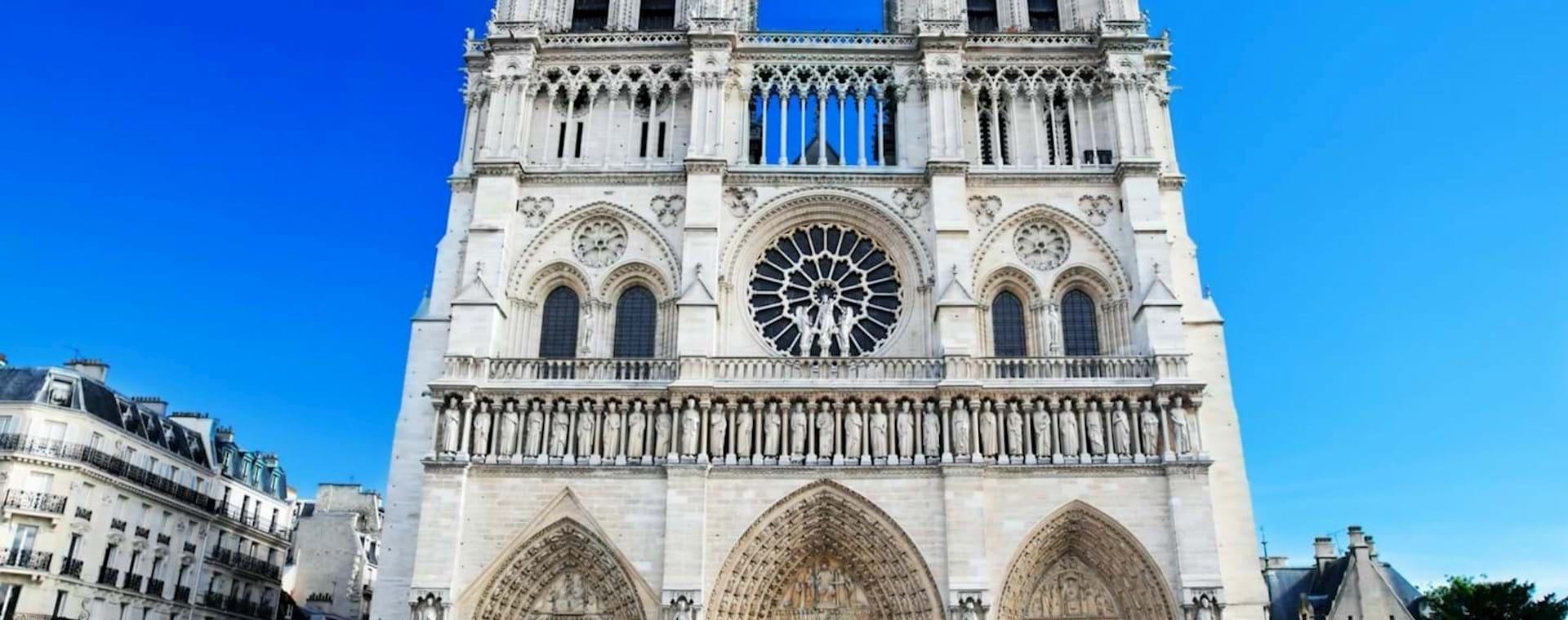 Notre Dame and Île de la Cité Tour