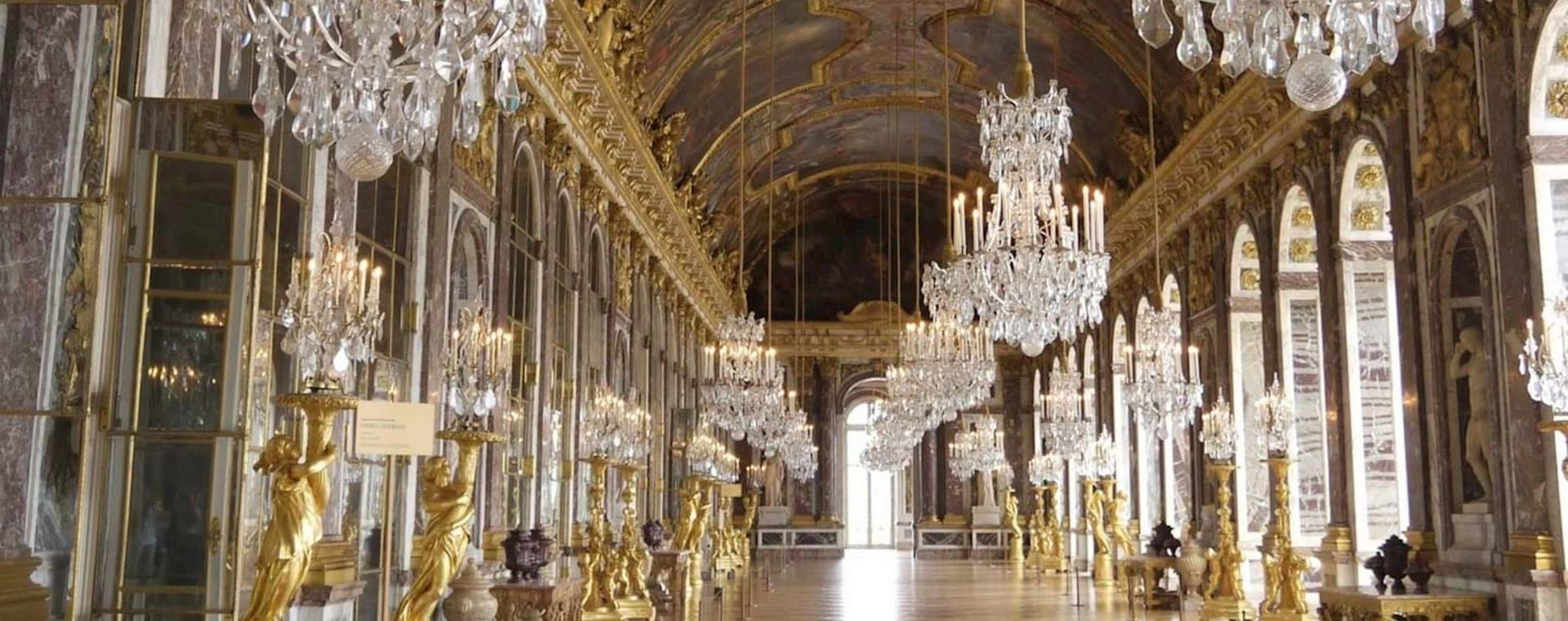 Versailles Palace & Gardens Tour for Families from Versailles with Fountain Show
