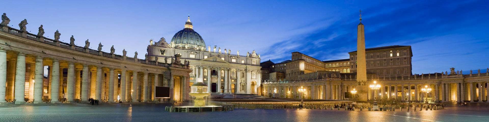 Parceria com o Vaticano