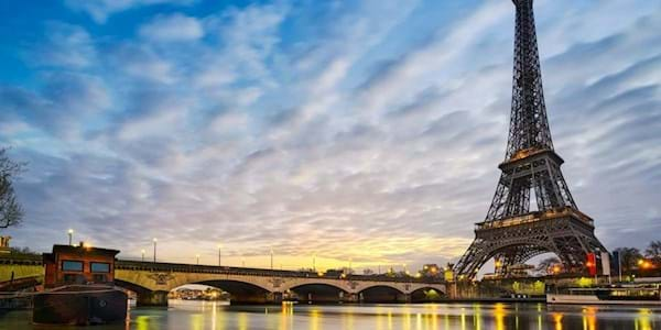 Eiffel Tower And Seine River Cruise Tour City Wonders