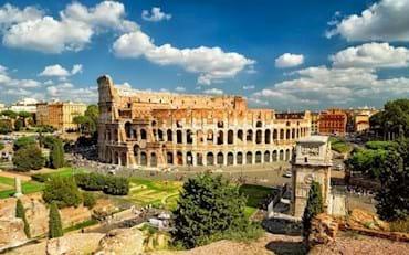 Colosseum Sunny