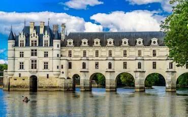 chenonceau castle loire