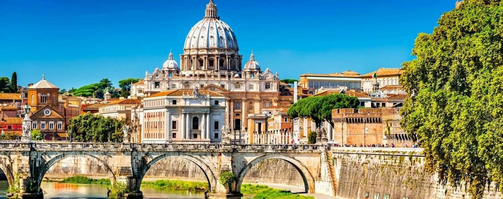 Tour Museos del Vaticano, Capilla Sixtina y Basílica de San Pedro