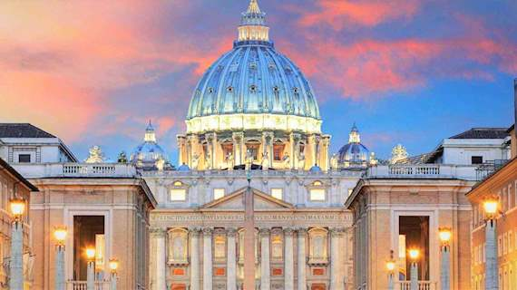 Vatican, Sistine Chapel & St Peters Basilica Guided Tour