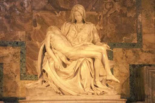 The Pieta Michelangelo