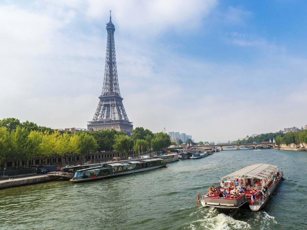 Eiffel Tour Cruise