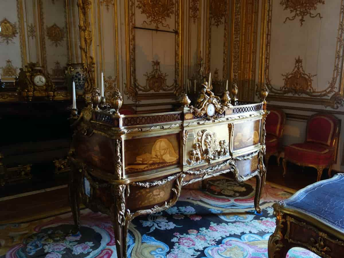 Rooms: Palace Of Versailles Secret Rooms