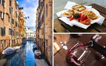 Jewish Venice Food Wine