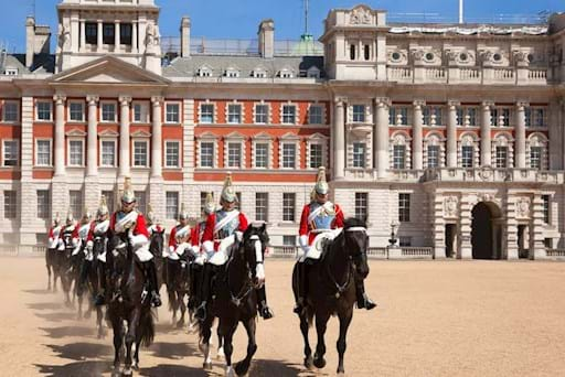 James Palace Horse Guards