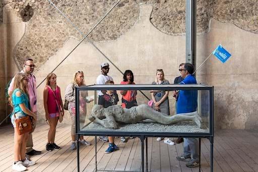 Pompeii Body