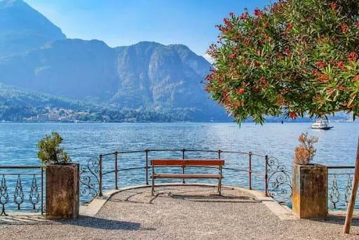 Balcony at Lake Como