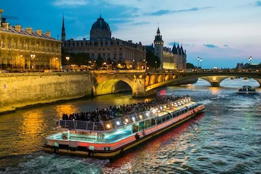 Evening Seine Cruise