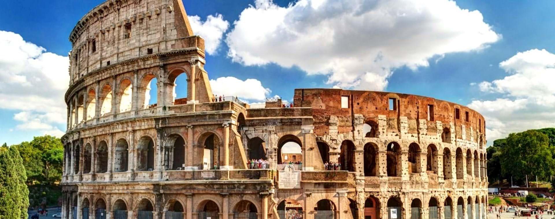 Full-Day Combo: Colosseum & Best of Rome Walking Tour